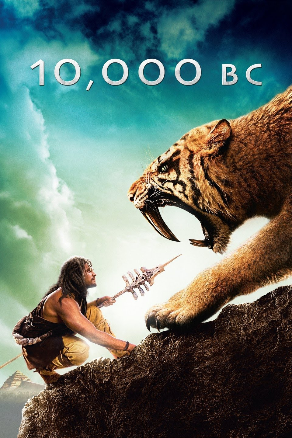 Download 10,000 BC (2008) Dual Audio (Hindi-English) 480p | 720p
