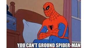 60 s spider man