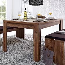 Details Zu Esstisch Brüssel Tisch Esszimmertisch Ausziehbar In Akazie Dunkel 160 240 Cm