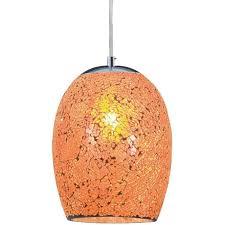 8069or le 1 light ceiling pendant polished chrome