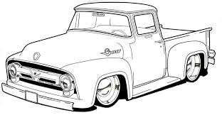pickup truck coloring pages. Delighful Pickup Pickup Truck  Coloring Page For Pickup Truck Coloring Pages R