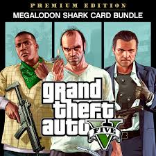 The biggest predator in history. Grand Theft Auto V Premium Edition And Megalodon Shark Card Bundle Ps4 Price Sale History Get 60 Discount Ps Store Australia