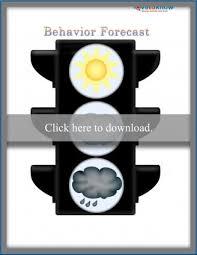 Preschool Behavior Charts Lovetoknow