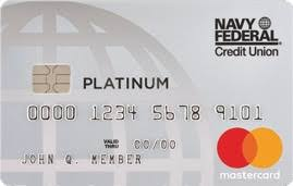 Navy Federal Realty Plus Cash Back Chart Navy Federal Credit Union Platinum Card Review