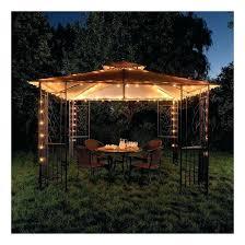 outdoor gazebo chandelier lighting solar lights pergola chandeliers plug in so