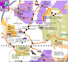 top 25 best map of yellowstone ideas on pinterest yellowstone Map Northeastern Arizona a map of southern utah and northeast arizona, showing how close zion national park, map northeast arizona