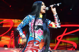 Rap 2017 Charts Cardi Bs Bodak Yellow No 1 On Hot Rap Songs Chart