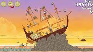 Angry Birds Rio - Golden Beachball - Golden Feather - 154,230 - World  Record! - YouTube