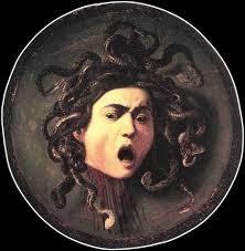 Tatouage Serpent Mod Le De Tatouage De Serpent Et Symbolique Des Dessin A Colorier De Gorgone La Creature Avec Des Cheveux Serpents L