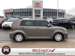 Pre-owned 2011 xB TRD LOWERED - LEATHER - HEATED SEATS - WARRANTY ...