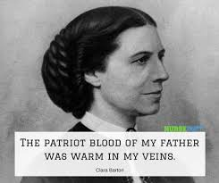 Clara Barton Quotes Cool Clara Barton Quotes