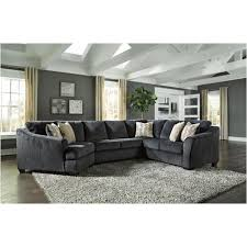 Ashley furniture sectional couches Gray 4130349 Ashley Furniture Eltmann Living Room Sectional Home Living Furniture 4130349 Ashley Furniture Eltmann Raf Sofa With Corner Wedge