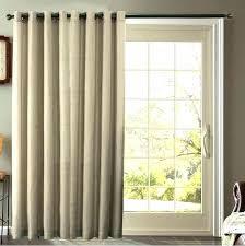 curtain for sliding glass doors sliding glass door blinds home depot kitchen sliding glass door curtains