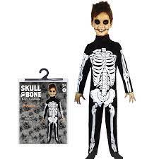 Báo giá Trang phục bộ xương bé trai size nhỏ hóa trang Halloween UBL  UH01207 chỉ 349.000₫