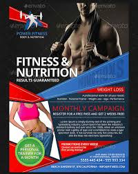 Personal Training Flyers Examples Fitness Flyer Examples Free ...