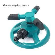 garden irrigation sprinkler 360 degree