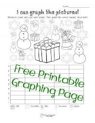 Preschool Christmas Mathets Free Library Printable Holiday ...