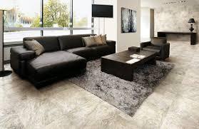 Woonkamers Marmeren Vloer Design Woonkamer Beeld Van Luchtig Met