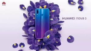 Huawei Nova 3 & Nova 3i trình làng tại Việt Nam
