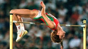 In 2016, evan ungar set the box jump world record at 63.5 inches. Stefka Kostadinova Women S High Jump World Champion Bulstack