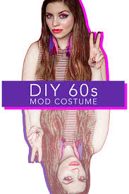 diy 60s mod costume for twiggy inspired origby seattle fashion