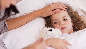 viral illnesses in children family