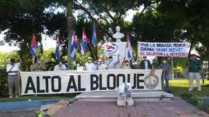 bloqueo de Cuba