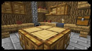 Minecraft How to make a Medieval Kitchen YouTube