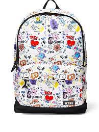 Buy 1Pc Kid's <b>Backpack Colorful</b> Cartoon Pattern Unisex School ...