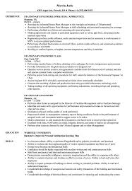 Stationary Engineer Resume Stationary Engineer Resume Samples Velvet Jobs 1