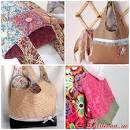 Хозяйственные сумки своими руками и выкройки из ткани 44