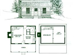 small cabin floor plans. Plain Small Small Cabin Floor Plans With Loft For