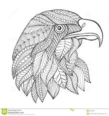 Small Picture Eagle Mandala Coloring Pages Coloring Pages