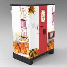 Hot Food Vending Machines Gorgeous Hot Food Vending Machine At Rs 48 Unit Vaiyampalayam Post