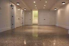 polished concrete floor in house. View Larger Polished Concrete Floor In House