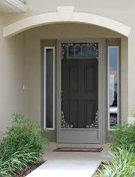 front storm doorsSliding Screen Doors  Cutting Edge Window  Screen Inc