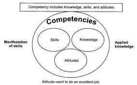 Competencies Meaning Difference Between Competence And Competency Explained With Diagram