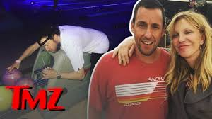 Adam Sandler's Office Holiday Party is Better Than Yours   TMZ