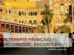 Bus Karo: Innovative Finance (Session IV)