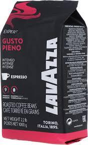 <b>Кофе</b> в зернах <b>LavAzza</b> Gusto <b>Pieno</b>, 1 кг (<b>Лавацца</b>) — купить в ...