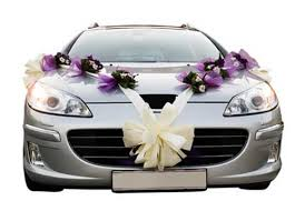 Wedding Car Decorations Accessories Wedding Car Decorations and Accessories 2
