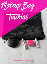 if you are looking for an easy sewing project for practice or perhaps because you today i have a makeup bag tutorial