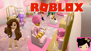roblox beauty hair salon roleplay salon spa game free makeover game