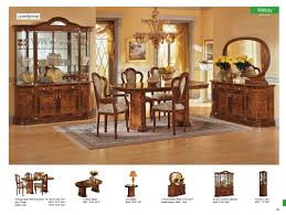 Milady Dining Classic Formal Dining Sets Dining Room Furniture - Dining room furnishings