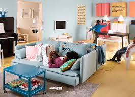 Living Room Design Ikea Ikea 2014 Catalog Full