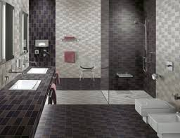 best tile for bathroom floor and walls