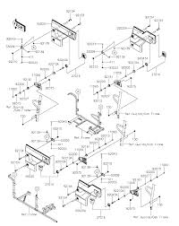 Ponent kawasaki mule wiring diagram pro fxt kaf bff door parts best oem for