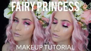 fairy princess makeup tutorial