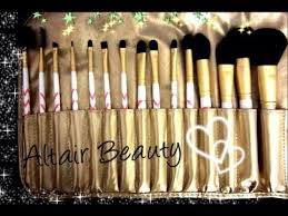 super cute high quality inexpensive makeup brushes