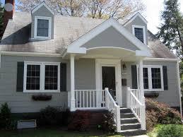 cape cod front portico porch design architecture residential